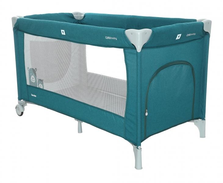 coto-baby-cestovni-postylka-samba-turquoise-melagne