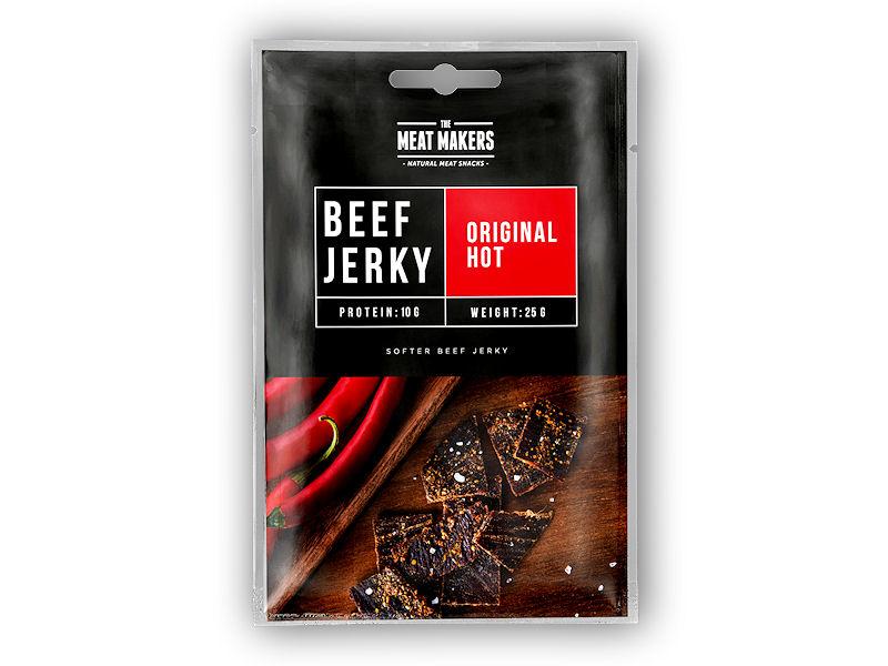Beef Jerky Original Hot 25g