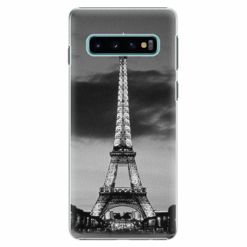 Plastový kryt iSaprio - Midnight in Paris - Samsung Galaxy S10