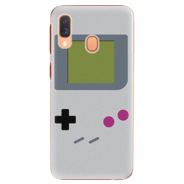 Plastové pouzdro iSaprio - The Game - Samsung Galaxy A40