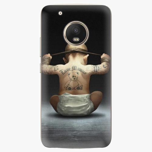 Plastový kryt iSaprio - Crazy Baby - Lenovo Moto G5 Plus