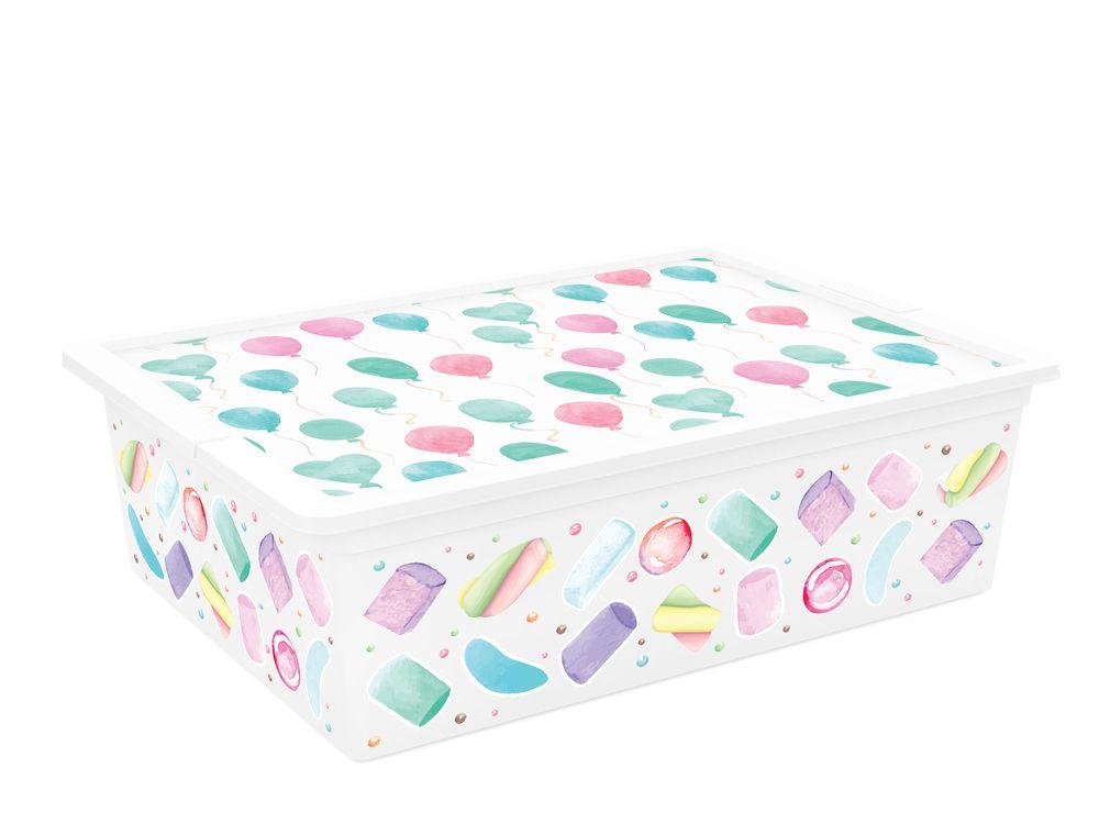 Plastový úložný box KIS C PORTOBELLO - XL