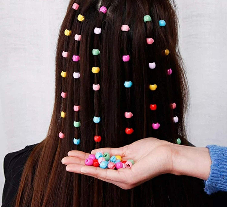 Korálky do vlasů