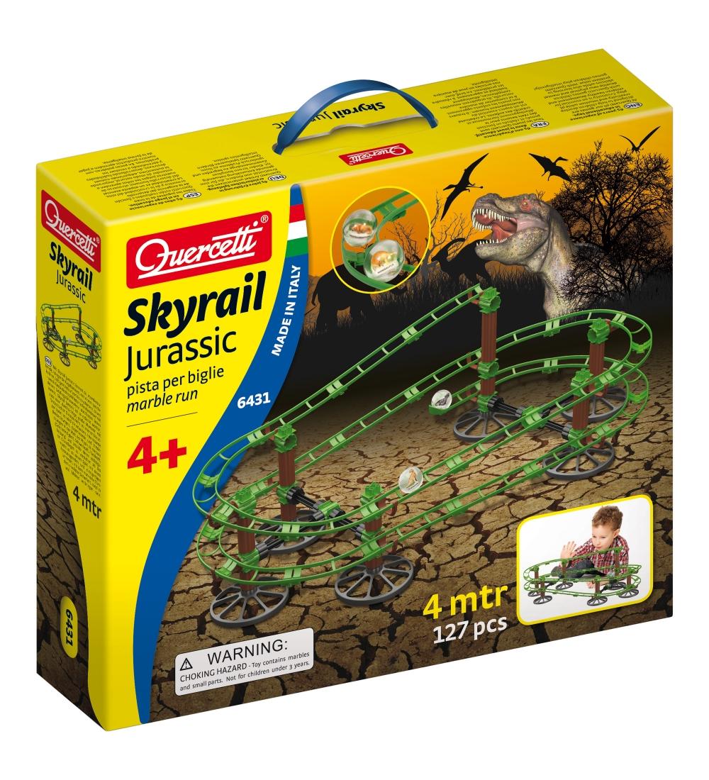 Quercetti Skyrail Jurrasic 127 ks