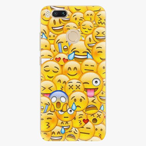 Plastový kryt iSaprio - Emoji - Xiaomi Mi A1