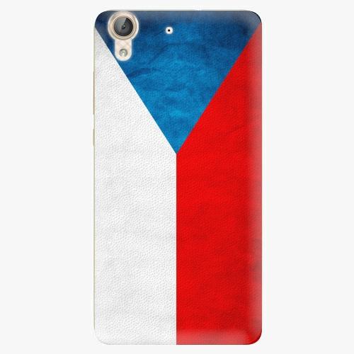Plastový kryt iSaprio - Czech Flag - Huawei Y6 II