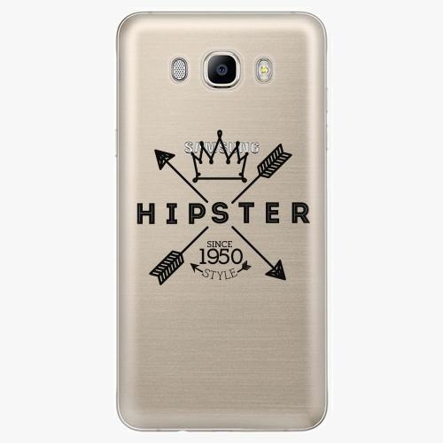 Plastový kryt iSaprio - Hipster Style 02 - Samsung Galaxy J7 2016
