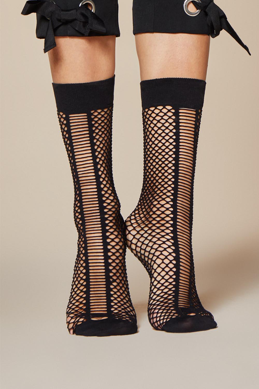 f3515150a68 Ponožky Fiore Scala - Black UNI empty