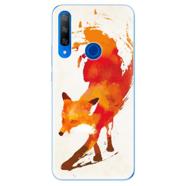 Odolné silikonové pouzdro iSaprio - Fast Fox - Huawei Honor 9X
