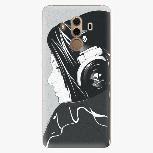 Plastový kryt iSaprio - Headphones - Huawei Mate 10 Pro