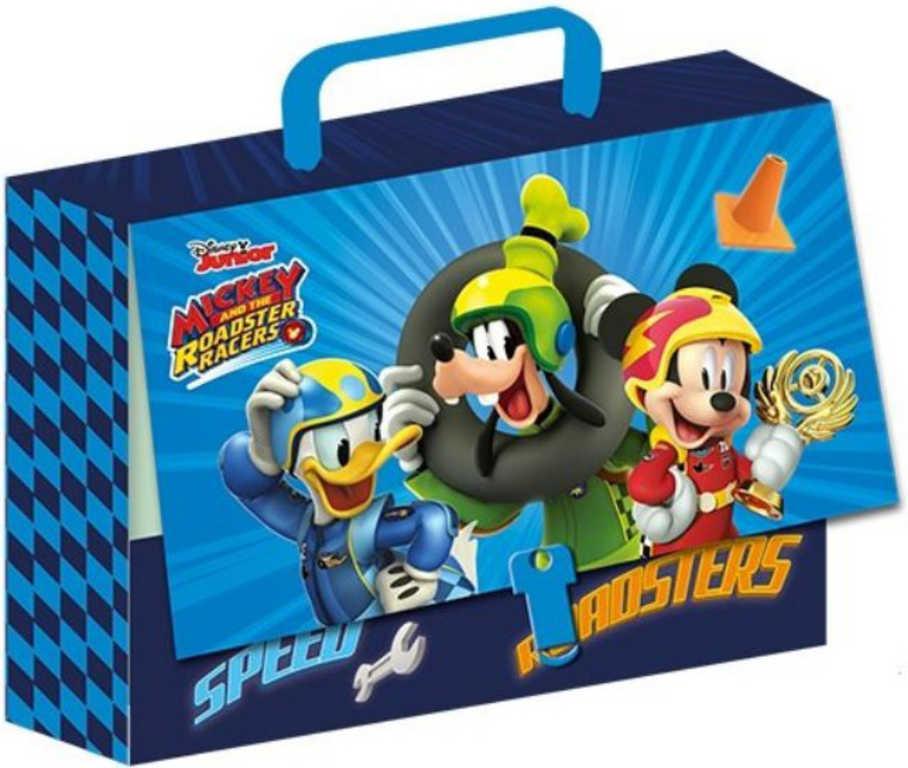 Kufřík dětský Disney Mickey Mouse 32x23x7cm klučičí