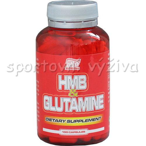 HMB + Glutamine 100 kapslí