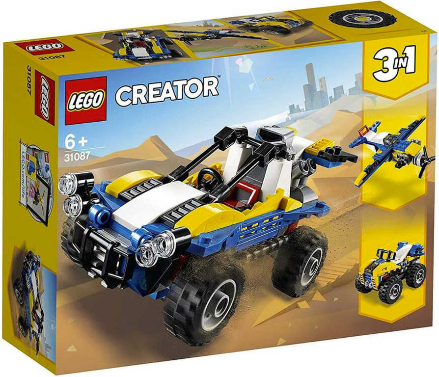LEGO CREATOR Bugina do dun 3v1 31087