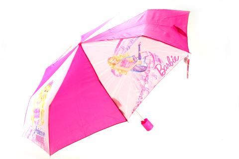 Deštník Barbie manual velký