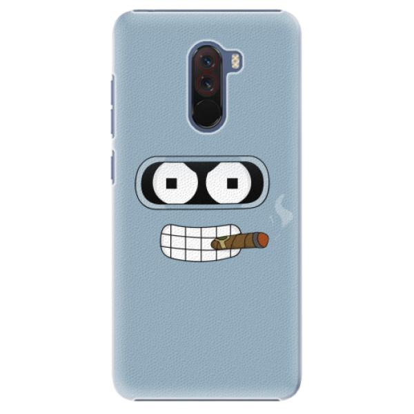 Plastové pouzdro iSaprio - Bender - Xiaomi Pocophone F1