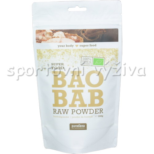 BIO Baobab Powder 200g