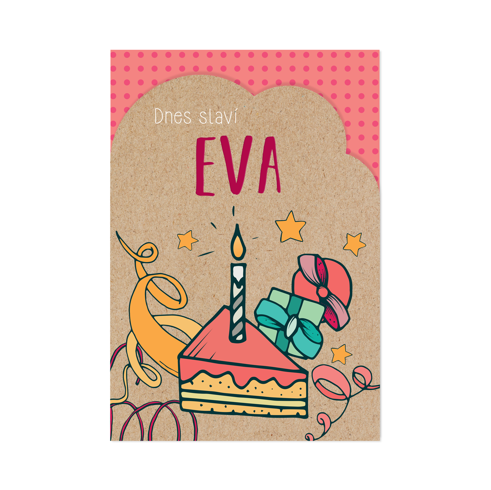 Přání - Eva