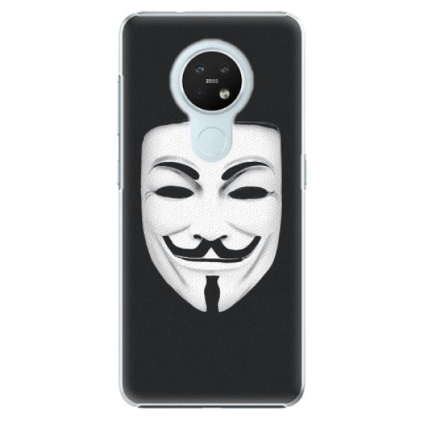 Plastové pouzdro iSaprio - Vendeta - Nokia 7.2