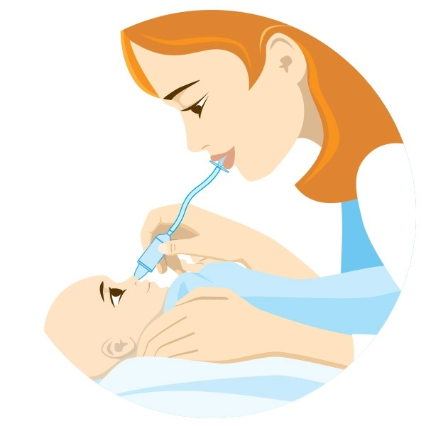 Nosní odsávačka Canpol Babies