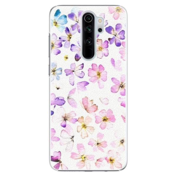 Plastové pouzdro iSaprio - Wildflowers - Xiaomi Redmi Note 8 Pro