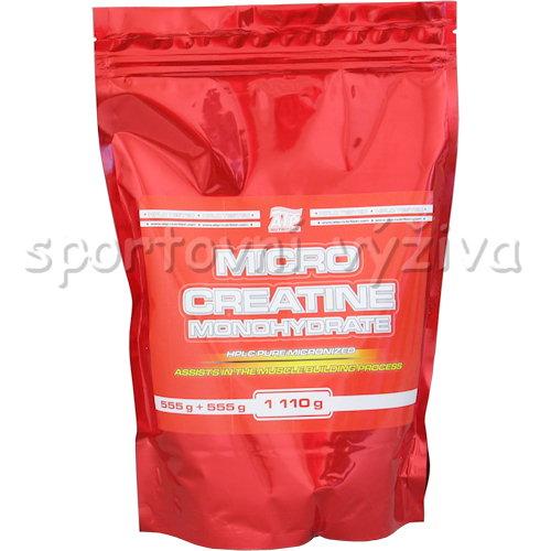 Micro Creatine Monohydrate 1110g (555g+555g)