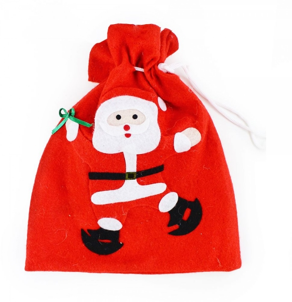 Pytlík vánoční 2 ks v balení, 24 x 28 cm