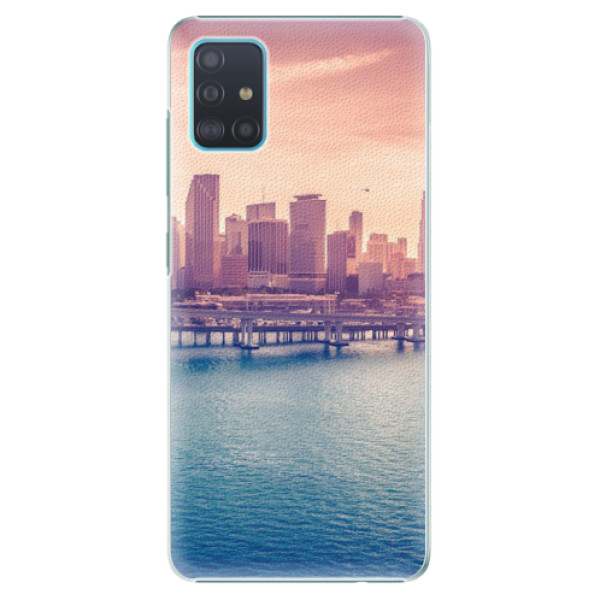 Plastové pouzdro iSaprio - Morning in a City - Samsung Galaxy A51