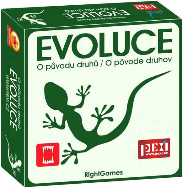 Hra Evoluce O původu druhu *SPOLEČENSKÉ HRY*