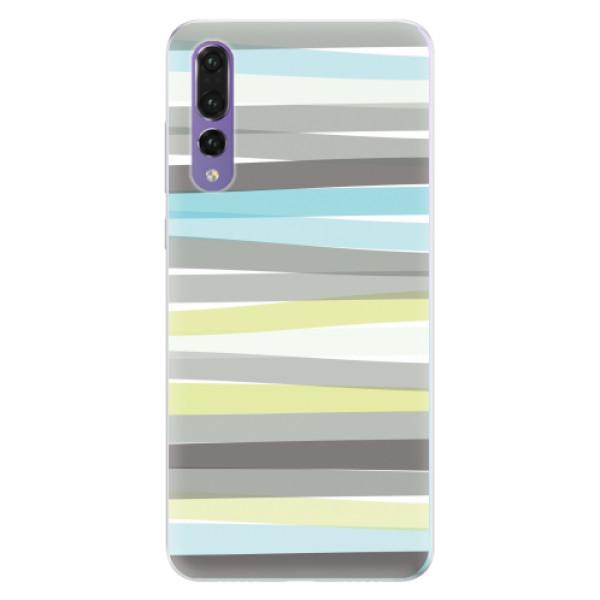 Silikonové pouzdro iSaprio - Stripe - Huawei P20 Pro