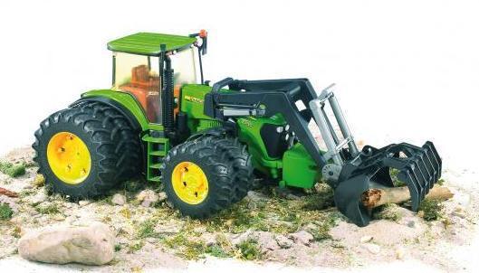 BRUDER 03333 (3333) Čelní nakladač pro traktory řady 3000