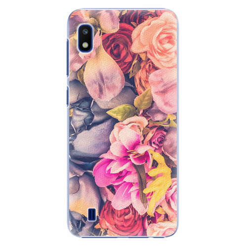Plastový kryt iSaprio - Beauty Flowers - Samsung Galaxy A10