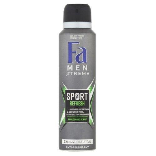 Men Xtreme Sport Refresh antiperspirant 150 ml
