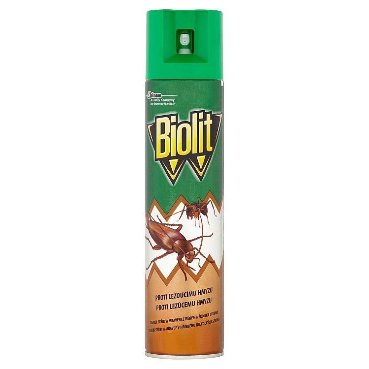 Proti lezoucímu hmyzu 400 ml