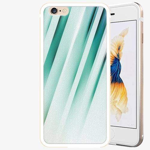 Plastový kryt iSaprio - Stripes of Glass - iPhone 6 Plus/6S Plus - Gold