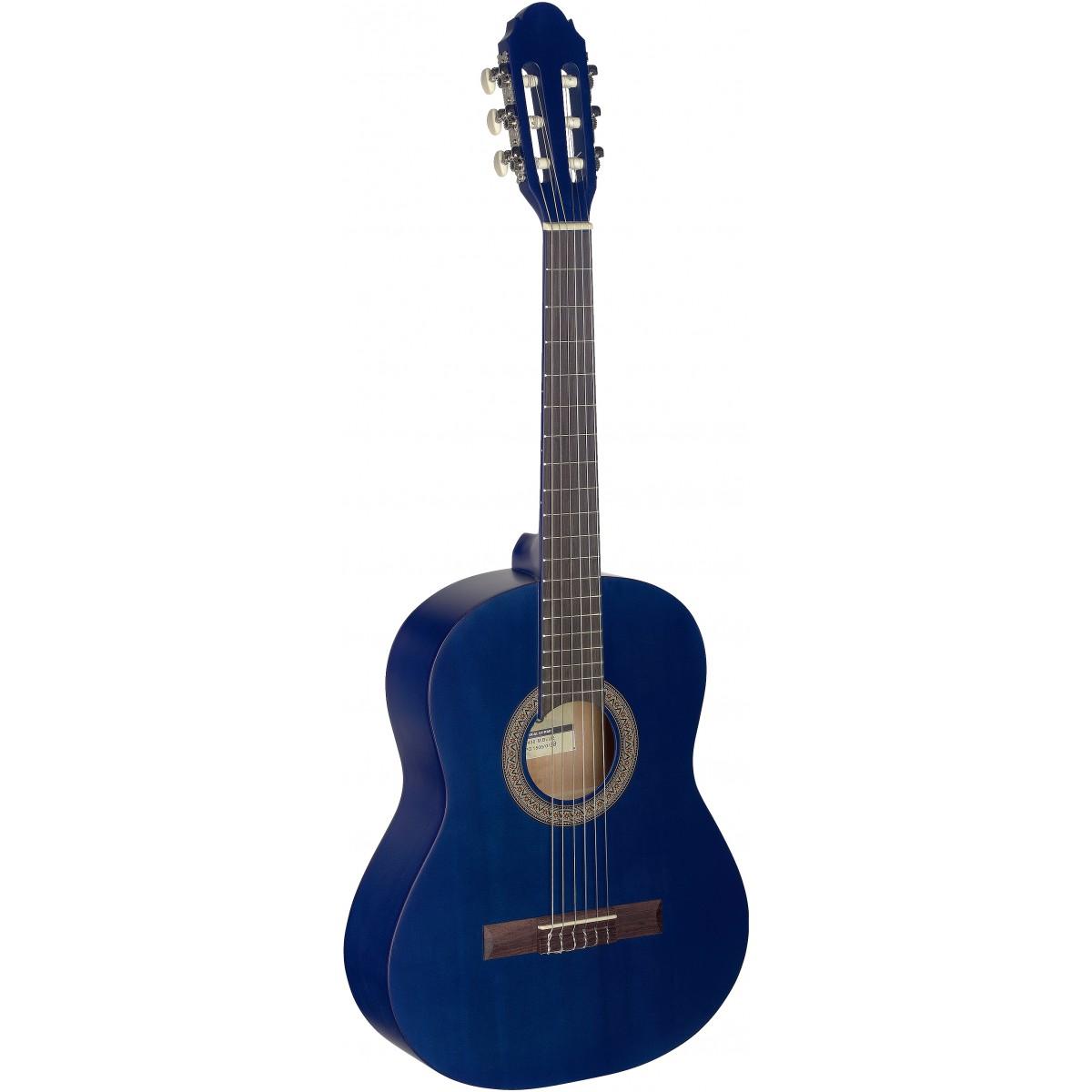 Stagg C430 M BLUE, klasická kytara 3/4