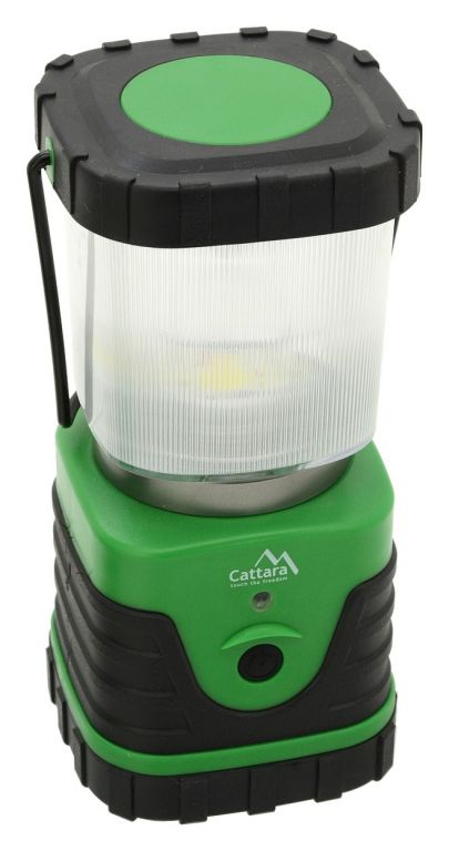 LED svítilna CAMPING