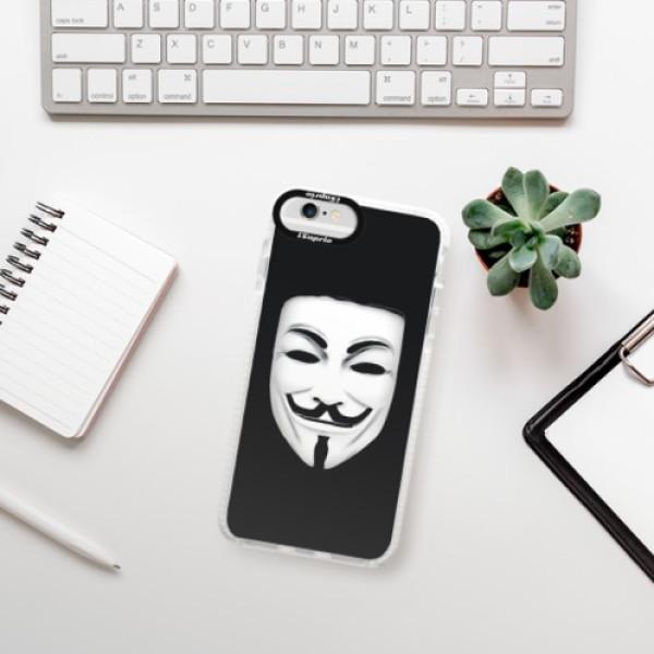 Silikonové pouzdro Bumper iSaprio - Vendeta - iPhone 6/6S