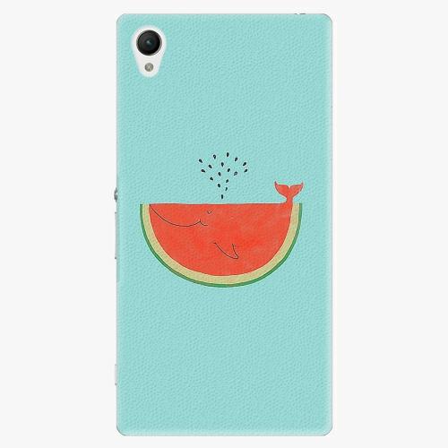 Plastový kryt iSaprio - Melon - Sony Xperia Z1 Compact