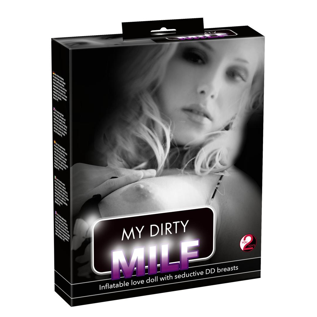 Nafukovací panna - My Dirty MILF