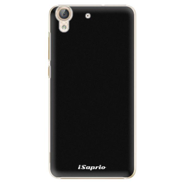 Plastové pouzdro iSaprio - 4Pure - černý - Huawei Y6 II