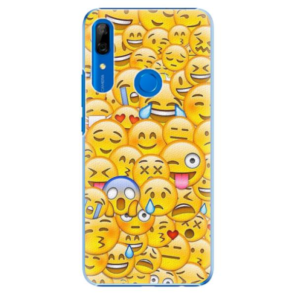 Plastové pouzdro iSaprio - Emoji - Huawei P Smart Z