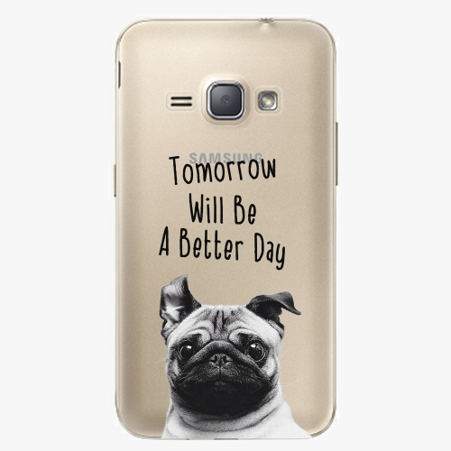 Plastový kryt iSaprio - Better Day 01 - Samsung Galaxy J1 2016