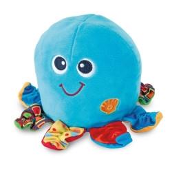 WINFUN Interaktivní plyšová hračka s melodií - Chobotnice