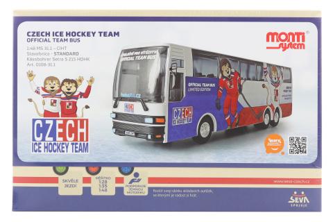 Monti System MS 31.1 - Czech Ice Hockey Team