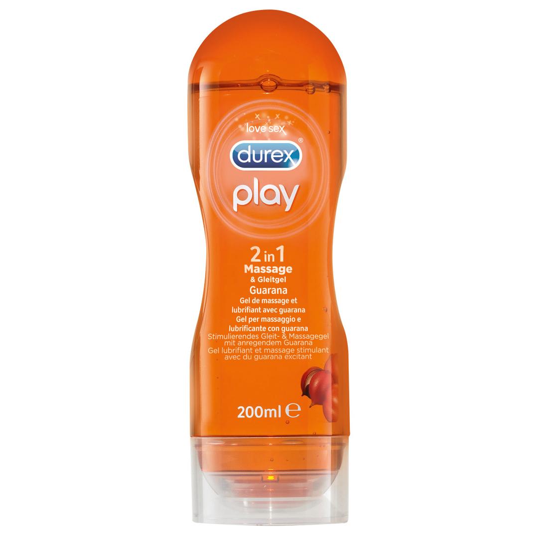 Masážní a lubrikační gel Durex Play 2v1 Stimulating 200 ml