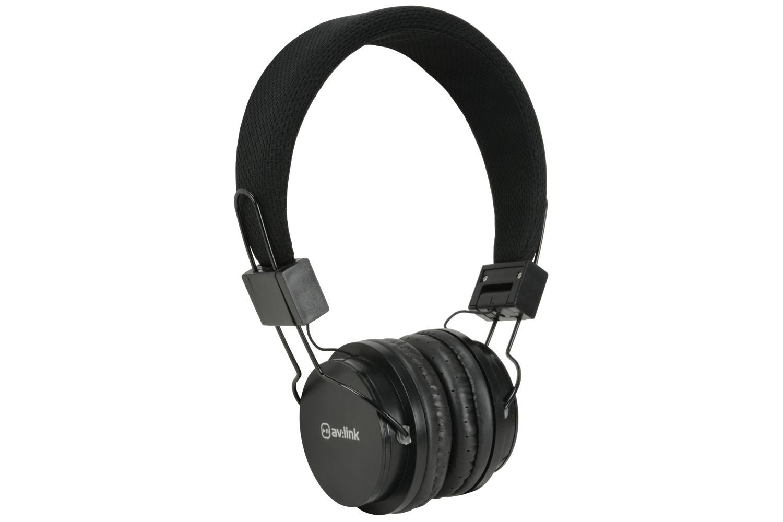 AV:link CH850-BLK, dětské sluchátka s mikrofonem