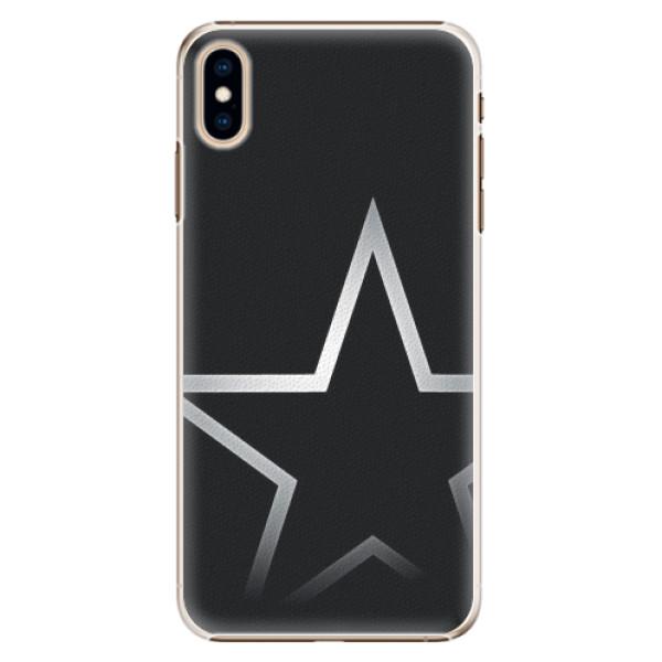 Plastové pouzdro iSaprio - Star - iPhone XS Max