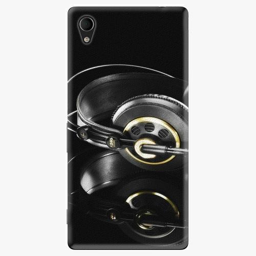 Plastový kryt iSaprio - Headphones 02 - Sony Xperia M4