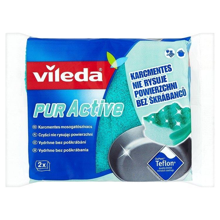Pur Active houbičky na mytí nádobí 2 ks