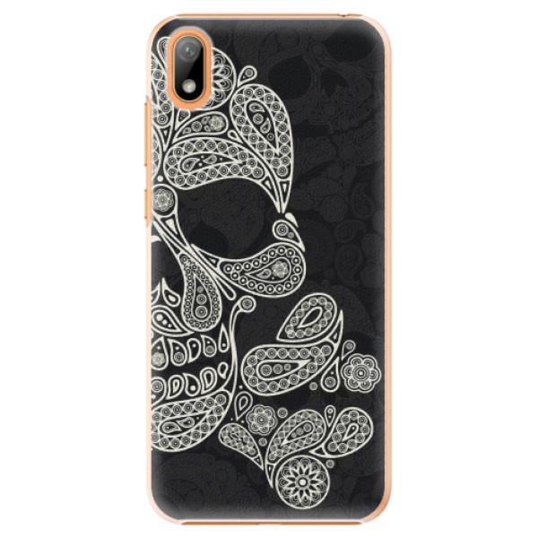 Plastové pouzdro iSaprio - Mayan Skull - Huawei Y5 2019